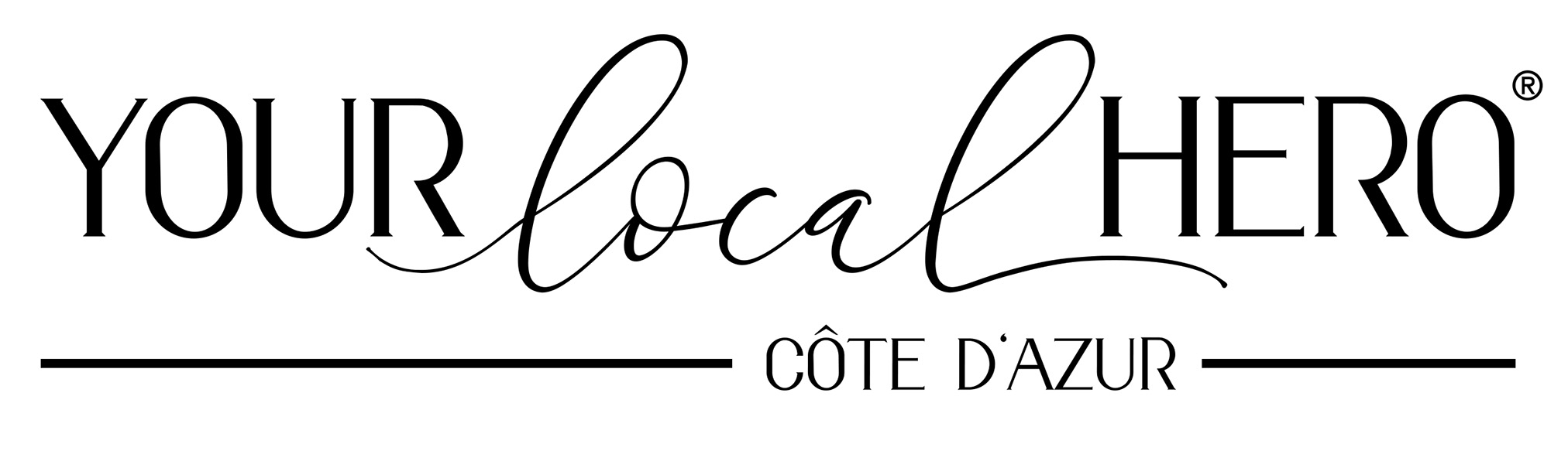 Your local Hero Logo