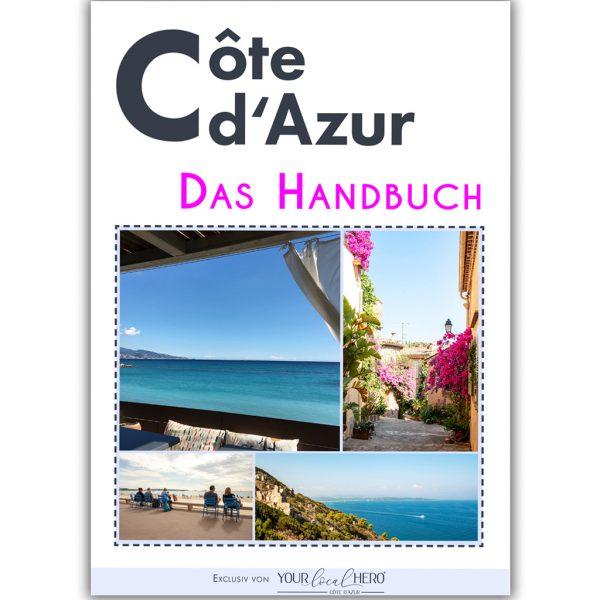 Côte d'Azur – das Handbuch