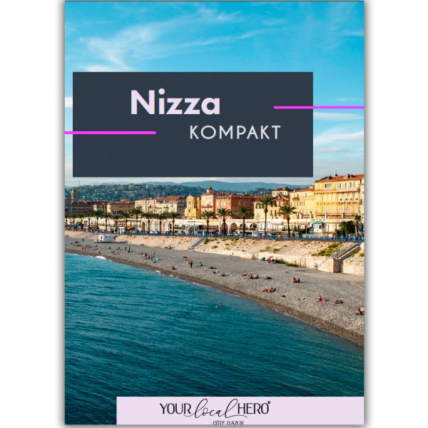 "Cover ""Nizza kompakt"""