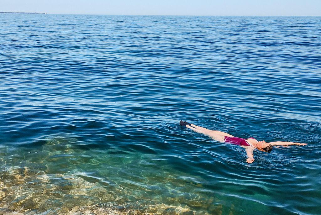 Katrin - Your local Hero Côte d'Azur zeigt, wie Entspannung geht